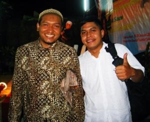 Ust. Salim dan Bagas
